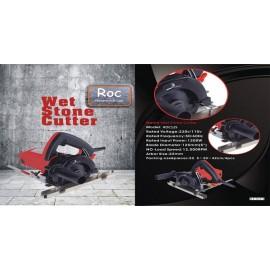 125 Roc Stone cutter circular saw + Guide rail