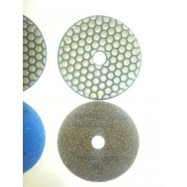 Dry Ceramica diamant tampons de polissage 30 Grit Seulement