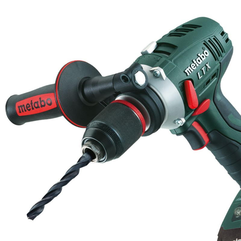 metabo sb 18 ltx cordless combi hammer drill 18 volt with choice in batteries. Black Bedroom Furniture Sets. Home Design Ideas
