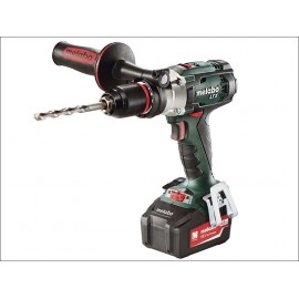 Metabo SB 18 LTX Cordless Combi Hammer Drill 18 Volt choice in batteries
