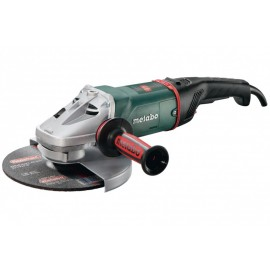Metabo W 22-230 MVT 230mm / 9 Inch Angle Grinder with Dead Mans Switch 110V