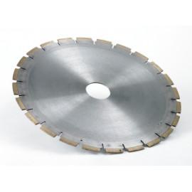 350 D Piranha granito Silent Pro diamante laser la lama per sega