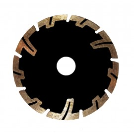 115mm Rhino Black Granite Turbo Diamond Blade