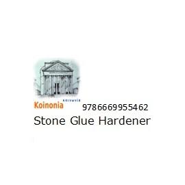 Extra tube of Koinonia stone glue hardener