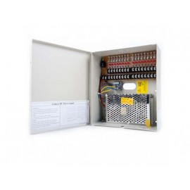 16 Channel Boxed Power Supply