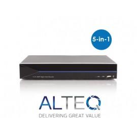 8 Channel AHD RECORDER - 5 IN 1 DVR Hybrid