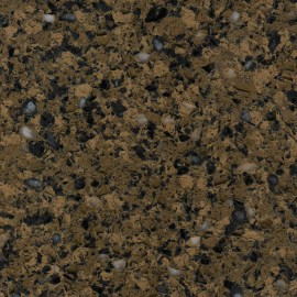 Hobnob Brown Engineered Quartz Stone Slabs