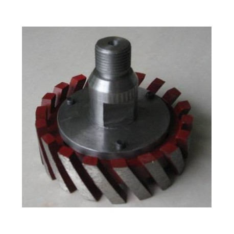 1/2 Gas CNC Recessed Sink Grinding Tool