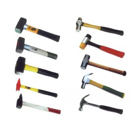 Hammers, Mallets & Cold Chisels