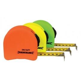 Tape Measures - Measuring Equipment - Steel Rules