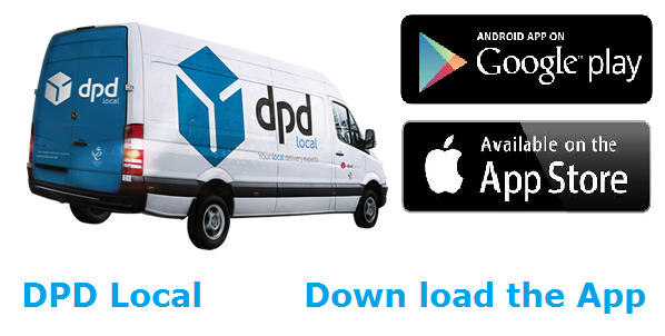 DPD Local Download the App