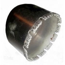 Taladro Diamante soldado vacío Granite 102Dx45L-M14 súper rápido