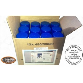 12x 500ml aerosol cans Classic Hard surface Cleaner BOX DEAL
