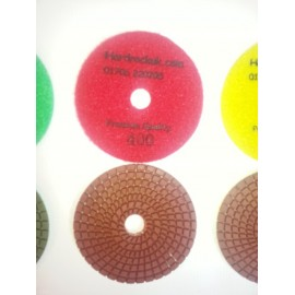 Wet Cobra Diamond polishing Pad 400 grit only