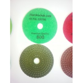 wet Cobra Diamond polishing Pad 800 grit only
