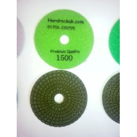 Wet Cobra Diamond polishing Pad 1500 grit only