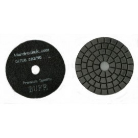 Wet Cobra Diamond polishing Pad Black Buff only