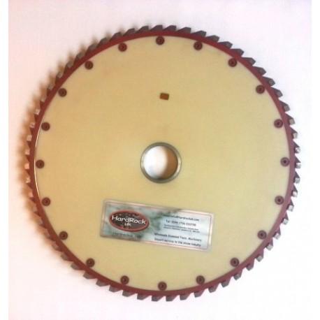 400D Pro Piranha Silent Milling Wheel x 20w for granite