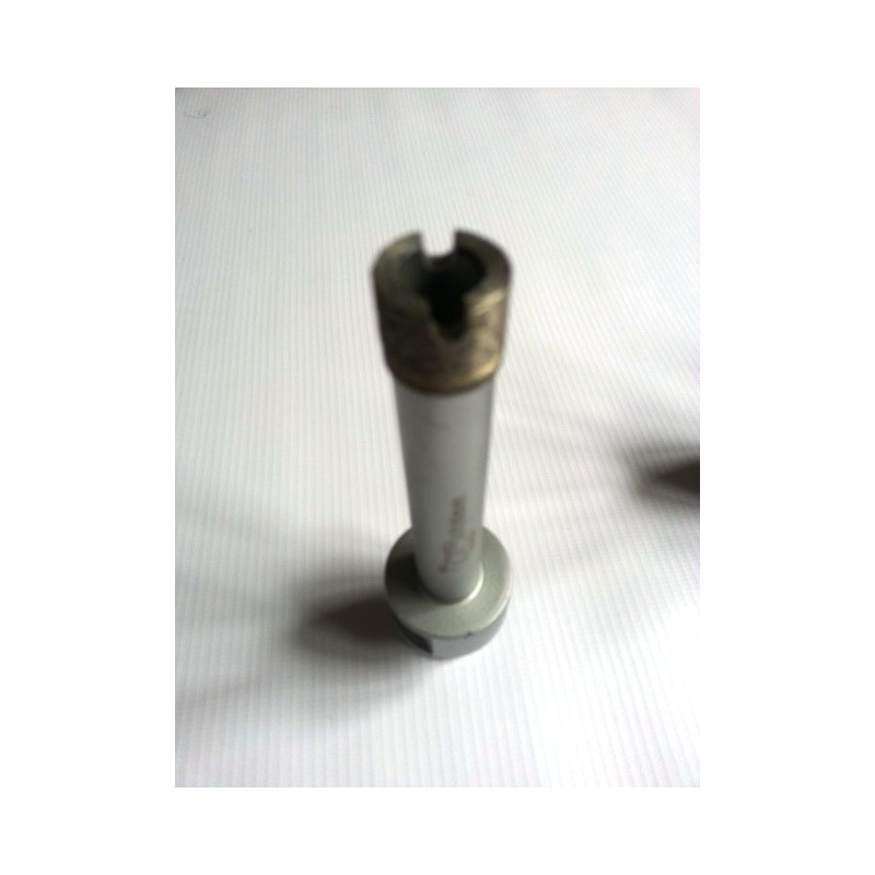 20mm Core Drill Std Wall Granite Crowned For Cutting
