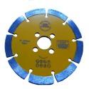 "125D 5 ""Key Seg Bernstein Diamanten Schneidmesser"