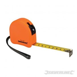 Hi-Vis Contour Tape 5 mtr (19mm wide) Measure