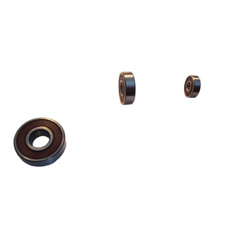 Stainless steel shelled bearings Roc Quicki & Hercules polisher Parts