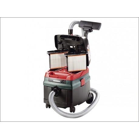 Metabo Wet Amp Dry Vacuum Cleaner 1400 Watt Asr 25l Sc