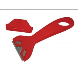Plastic scraper Handy Stanley knife blade scraper