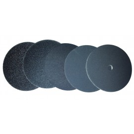 100D Haken & Schlaufe Siliziumkarbid Papier Discs