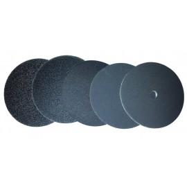 velcro dischi di carta di carburo di silicio 100D