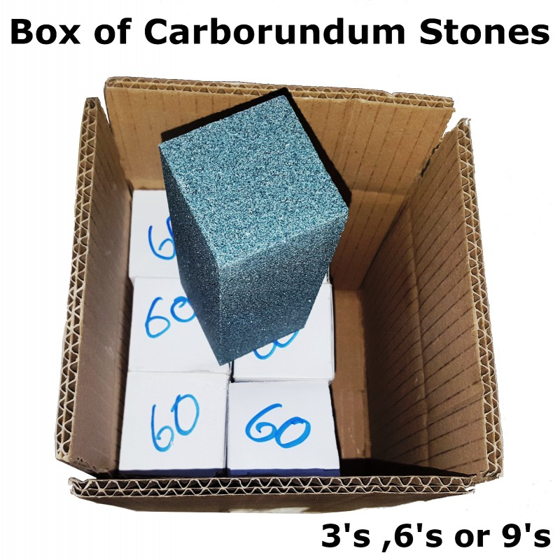 Importer Hand Polishing Blocks Carborundum Carborundum