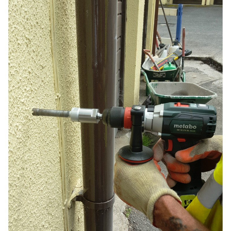 25mm Core Drill Std Wall Granite Crowned For Cutting