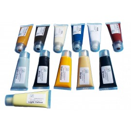 COLOURS pigments (glue dies)