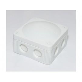 JUNCTION BOX - 110X110X66 - WHITE