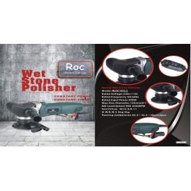 """Roc 3011 5 """"variable speed nassen Stein Polierer"""