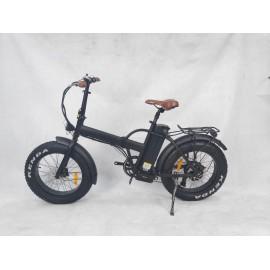 FAT FOX (mini folding electric bike) 250W peddle assist