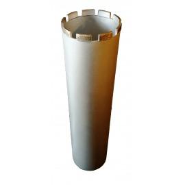 """Core Drill Diamond Laser segment Granite 102Dx150L-M14&1/2"""" BSP Std core"""