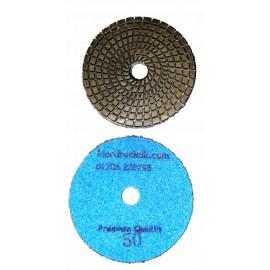 Wet Cobra polissage de diamant Pad grain de 50 seulement
