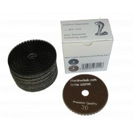 10x Dry Ceramica Diamond Polishing pads