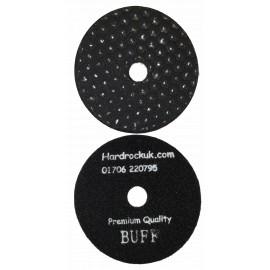 Dry Ceramica Diamond Polishing pads Black Buff Grit Only