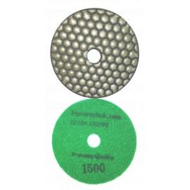 6 ceramica 1500 grit dry diamond polishing pad