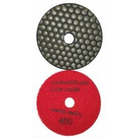 4 ceramica 400 grit dry diamond polishing pad
