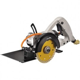 "Roc Pneumatic Wet air Circular Cutting saw & water feed 4"" 100mm"