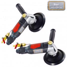 "Roc Pneumatic Polisher 125mm 5"" polishing head capacity variable throttle &water fed"