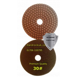 META BOND special Diamond polishing Pad 30grit only
