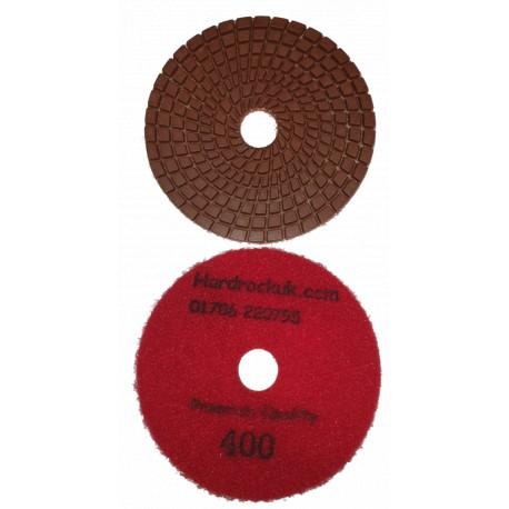 400 grit diamond polishing pad cobra