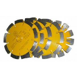 "125 mm 5 ""KEYSEG mortel snijharken amber band diamantproduct"