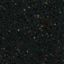 Golden Black Engineered Quartz Stone Slabs