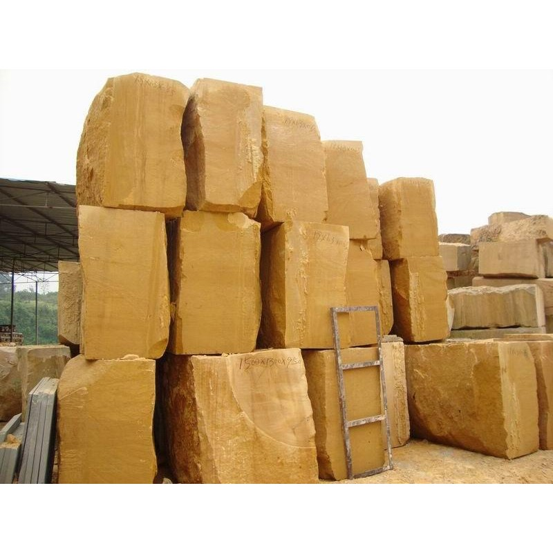 Yellow Sandstone Quarry China Hardrock Uk Diamond Tool