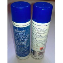 1x Aerosol Can Classic Hard surface Cleaner 500ml